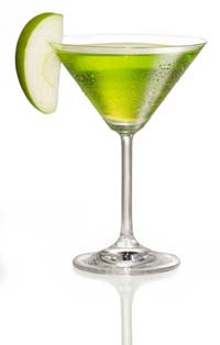 Der Cocktail Appletini